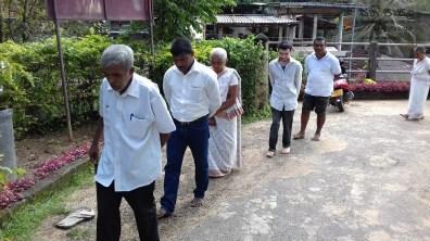 Sati Pasala programme at Prashakthi Disabled People Association, Udu Nuwara (15)