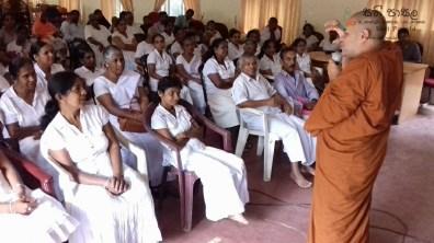 Sati Pasala programme at Prashakthi Disabled People Association, Udu Nuwara (22)