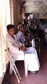 Sati Pasala programme at Prashakthi Disabled People Association, Udu Nuwara (3)