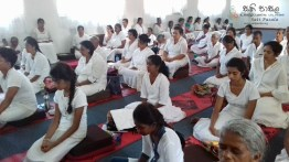 Mindfulness Facilitators Training Programme at Subodharama Peradeniya (29)