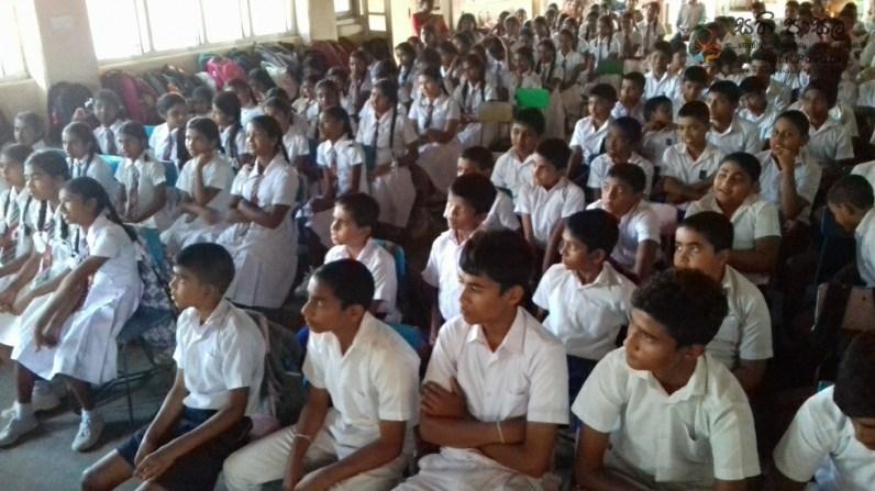 Mindfulness for Peradeniya Junior Secondary School (25)