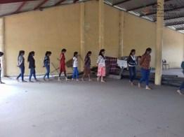 Sati Pasala Mindfulness Programme for Vishva Institute, Mawanella (13)
