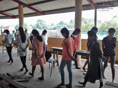 Sati Pasala Mindfulness Programme for Vishva Institute, Mawanella (16)