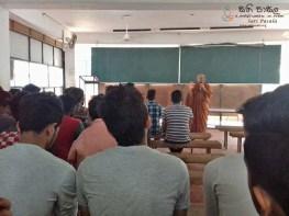 Sati Pasala Mindfulness Programme for Vishva Institute, Mawanella (18)
