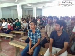 Sati Pasala Mindfulness Programme for Vishva Institute, Mawanella (19)