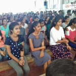 Sati Pasala Mindfulness Programme for Vishva Institute, Mawanella