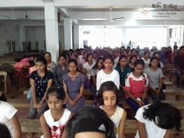 Sati Pasala Mindfulness Programme for Vishva Institute, Mawanella (7)