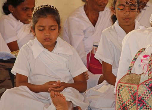 Sati Pasala Programme at Sri Weerasundaramaya Temple - 22nd December 2018