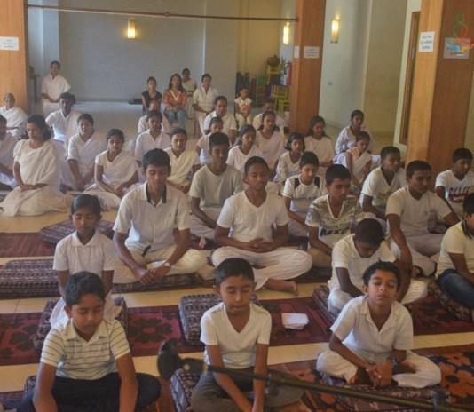 Sati Pasala Residential Programme for Children and Parents at Seelawathi Sevana