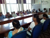 Sati Pasala at Central Province Information and Communication Centre and Library office (7)