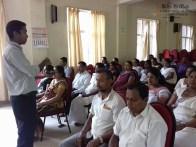 Sati Pasala Mindfulness Programme at Harispattuwa District Secretariats office (10)