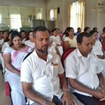Sati Pasala Mindfulness Programme at Harispattuwa District Secretariats office