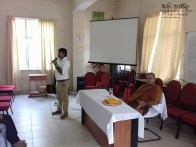Sati Pasala Mindfulness Programme at Harispattuwa District Secretariats office (14)