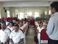 Sati Pasala Mindfulness Programme at Harispattuwa District Secretariats office (7)