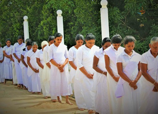 Sati Pasala Programme at Shri Gangaramaya Wiharaya, Madabedda - 20th January 2019