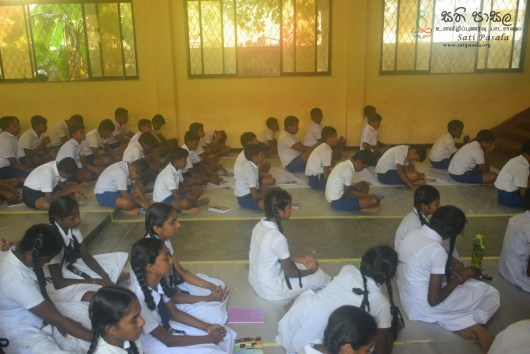 Mindfulness as a Preventive Method for Dangerous Drug Addicts at Mattakuliya (25)
