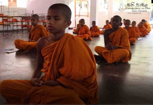 Monthly Sati Pasala for Venerable Members of the Clergy - 31st January 2019 (4)