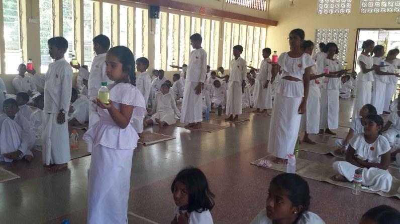 Sati Pasala Programme at Dharmadutha Daham Pasala, Pagoda, Nugegoda (15)