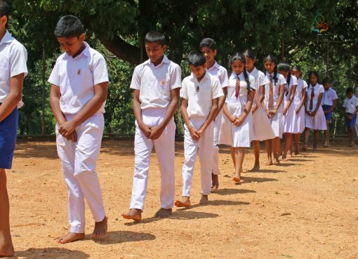 Sati Pasala Programme at Govil Kanishtha Vidyalaya - 18th February 2019