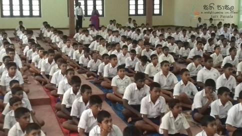 Sati Pasala Programme at St. Thomas College, Matara - 7th & 8th January 2019 (46)