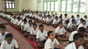 Sati Pasala Programme at St. Thomas College, Matara - 7th & 8th January 2019 (9)