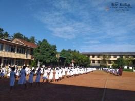 Sati Pasala Programme at Viharamahadevi Balika Vidyalaya - 5th February 2019 (1)