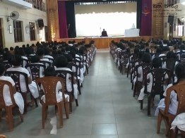 Sati Pasala Programme at Viharamahadevi Balika Vidyalaya - 5th February 2019 (17)