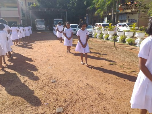 Sati Pasala Programme at Viharamahadevi Balika Vidyalaya - 5th February 2019 (23)