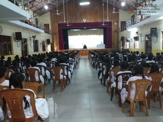 Sati Pasala Programme at Viharamahadevi Balika Vidyalaya - 5th February 2019 (31)