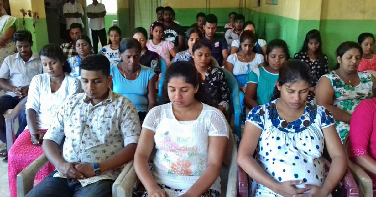 Sati Pasala Programme for Pregnant Mothers at Pamunuwa Base Hospital
