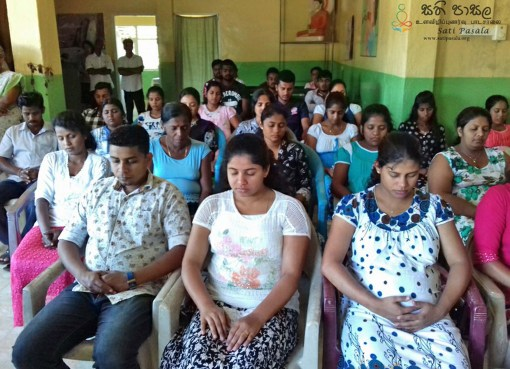 Sati Pasala Programme for Pregnant Mothers at Pamunuwa Base Hospital