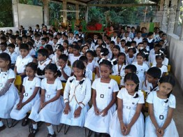 Sati Pasala at Pilimathalawa Primary School (7)