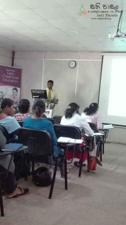 Mindfulness for Pre-School Teachers at IIHS Education Center, Welisara (10)