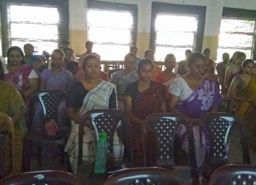Mindfulness for Regent International College, Gampaha