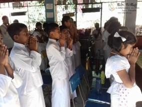 Mindfulness for Sri Rathanajothi Sunday School, Balawathgama (1)