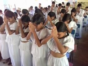 Mindfulness for Sri Rathanajothi Sunday School, Balawathgama (2)