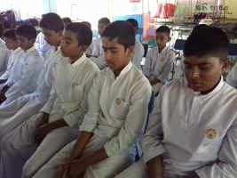 Mindfulness for Sri Rathanajothi Sunday School, Balawathgama (8)