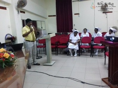 Sati Pasala Mindfulness Programme at Ragama Hospital (10)