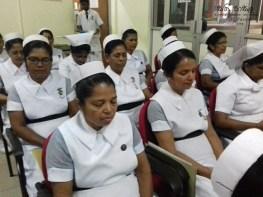 Sati Pasala Mindfulness Programme at Ragama Hospital (6)