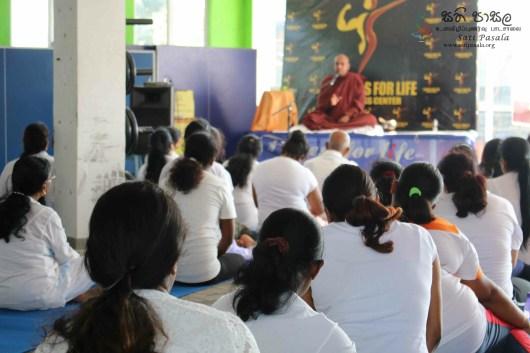 Sati Pasala Programme at Gymnasium, Balangoda - 11th March 2019 (5)
