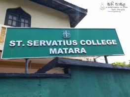 Sati Pasala Programme at ST. Servatius College, Matara (5)