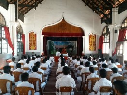 Sati Pasala Programme at ST. Servatius College, Matara (8)