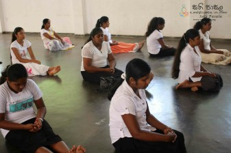 Sati Pasala Programme for Sewing Class Students - 12th March 2019 (6)