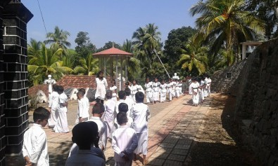 Sati Pasala at Sri Subadraramaya, Boyagama Galigamuwa (13)