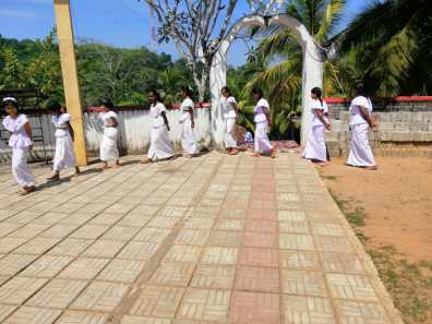 Sati Pasala at Sri Subadraramaya, Boyagama Galigamuwa (25)