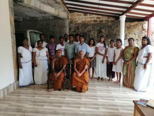 Sati Pasala at Sri Subadraramaya, Boyagama Galigamuwa (45)