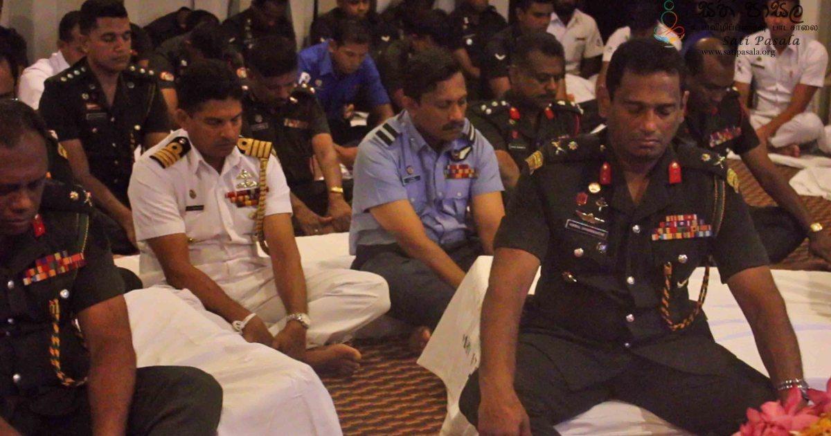 Sati Pasala for Sri Lankan Armed Forces