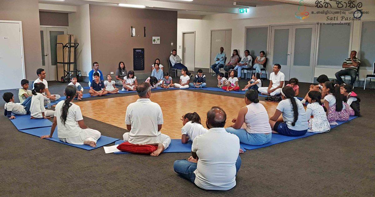 Sati Pasala Bundoora, Australia – April 2019