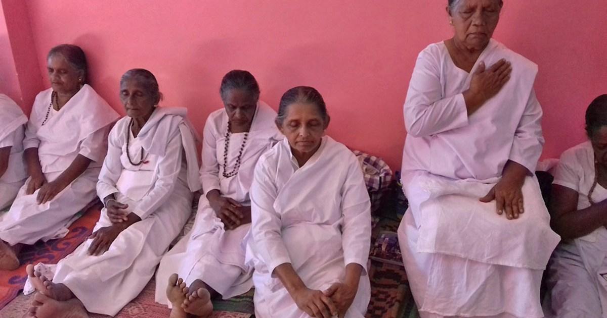 Sati Pasala programme at Sri Sugatha Bimbaramaya, Wathuliyadda, Uduwela