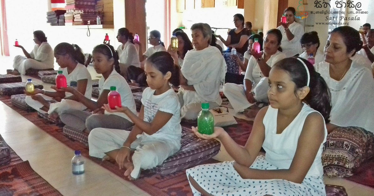 Monthly Sati Pasala Programme at Seelawathi Sevana, Baththaramulla - 20th July 2019